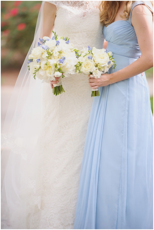 white pale blue wedding colors