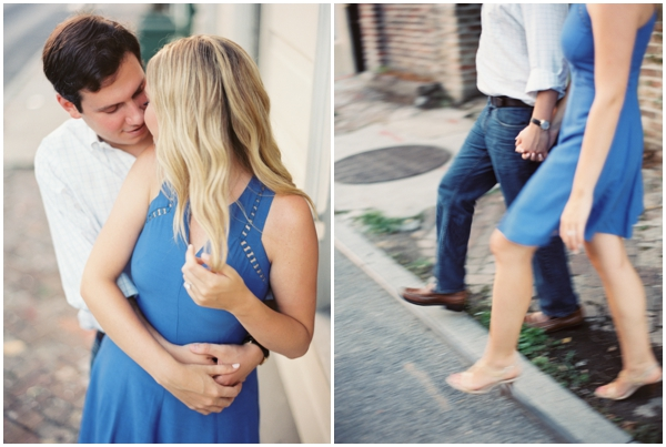 french quarter  engagement photos new orleans
