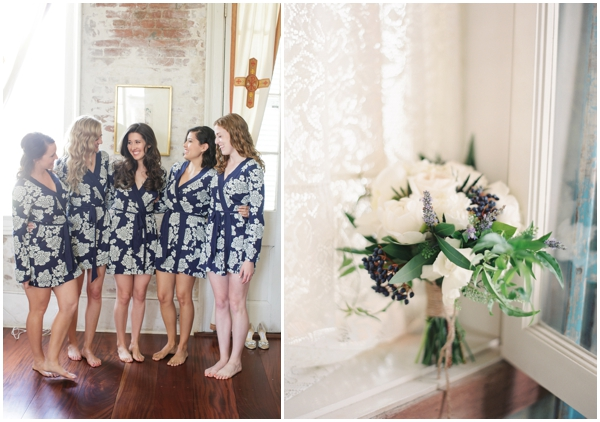 unique bridesmaids robes