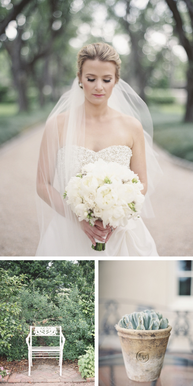 Heidi Elnora wedding dress photos