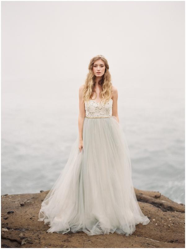 Grey Wedding Dress With Tulle Greer Gattuso Bridal 02